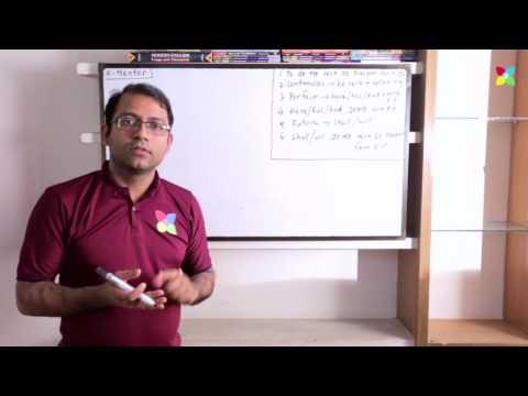 eMentor: English Lecture-Tense-01