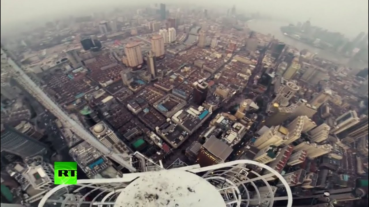 Adrenaline overflow: RT's best daredevil videos of 2015