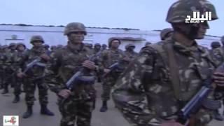 """الجيش: جريمة """"عين الدفلى"""" لن تزيدنا إلا عزيمة لمطاردة فلول الإرهابيين"""