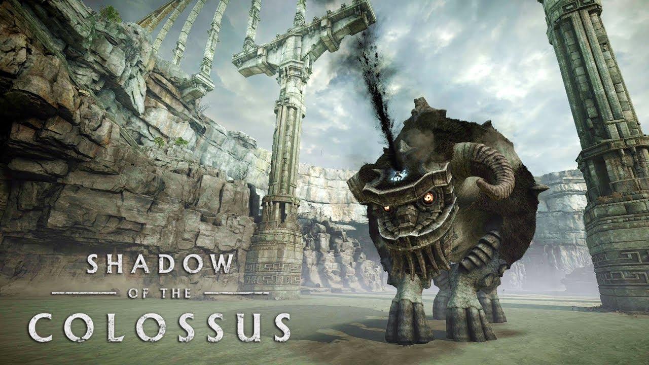 o jogo shadow of the colossus para ps2