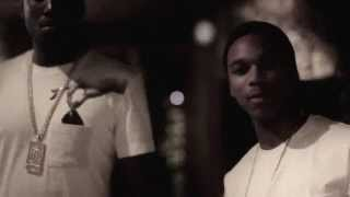 Lil Snupe Freestyles In The Studio With Meek Mill & French Montana!