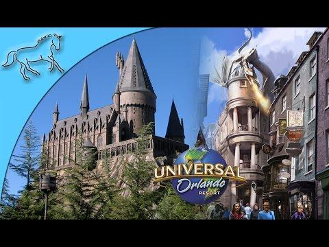 Harry Potter And The Escape From Gringotts Universal Studios Florida Freizeitpark Welt De