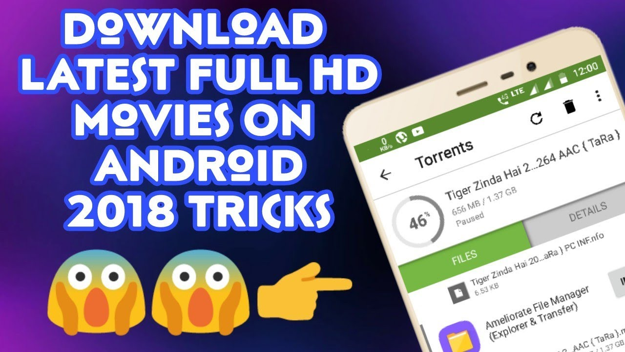 latest torrented movies 2018
