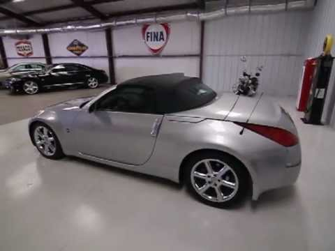 2004 nissan 350z enthusiast at rockwall auto direct youtube. Black Bedroom Furniture Sets. Home Design Ideas