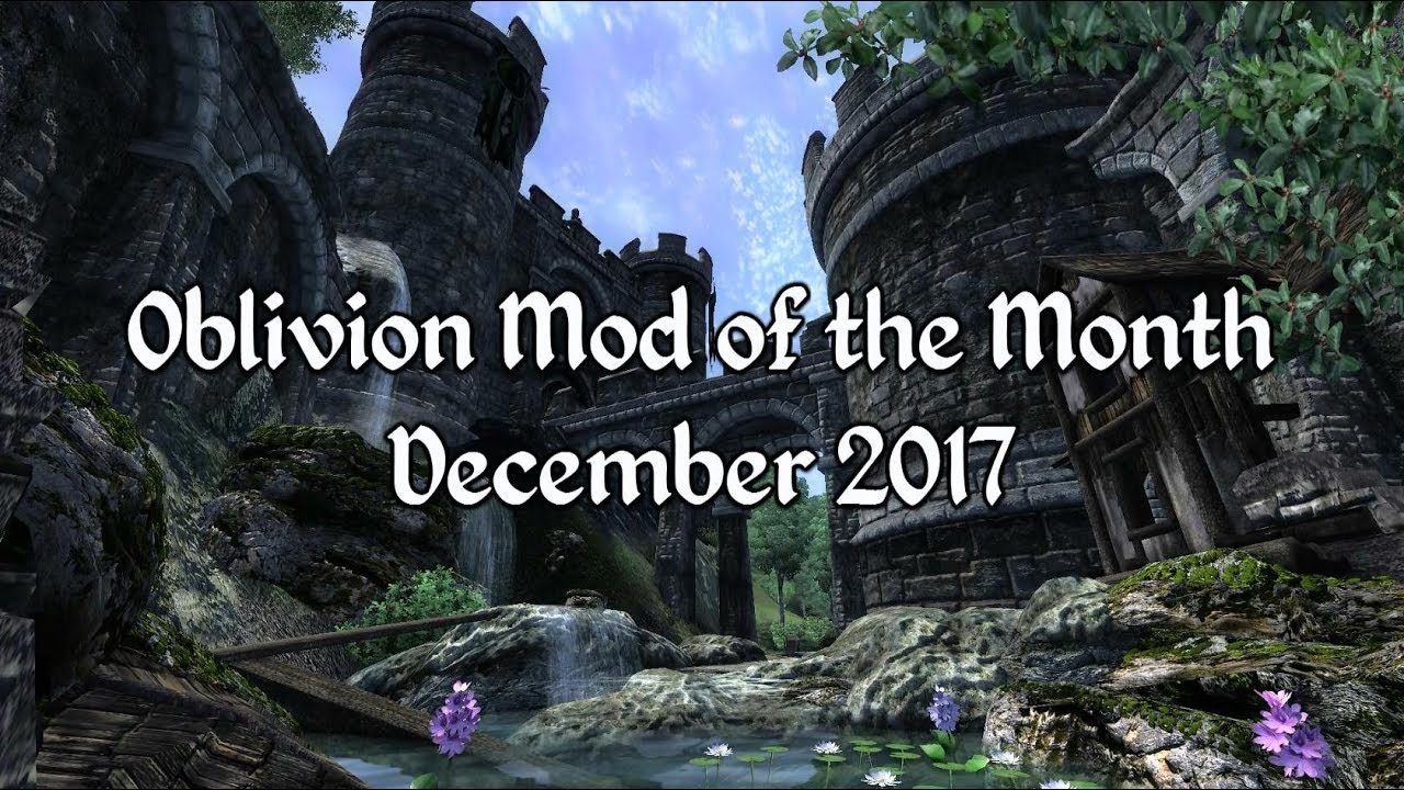 March | 2018 | Morrowind Modding Showcases
