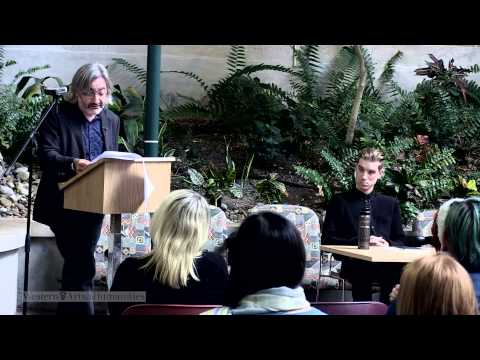 Inaugural Reading by Writer-in-Residence Gary Barwin