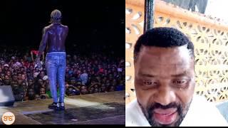 Dudu Baya aponda show ya Harmonize kwenye Mziki Mnene 'Nakuchukia sababu uliondoka WCB kwa dharau'