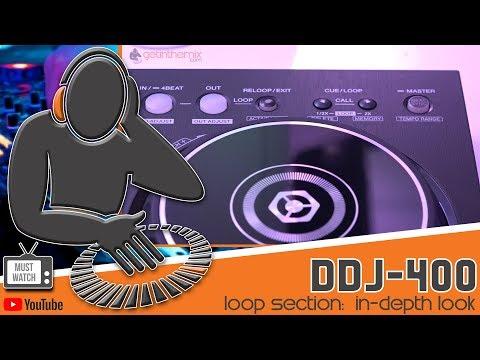 Pioneer DDJ-400 Looping Section Tutorial - MUST WATCH!!!