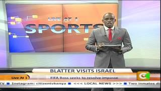 Citizen Sports Bulletin 20th May 2015