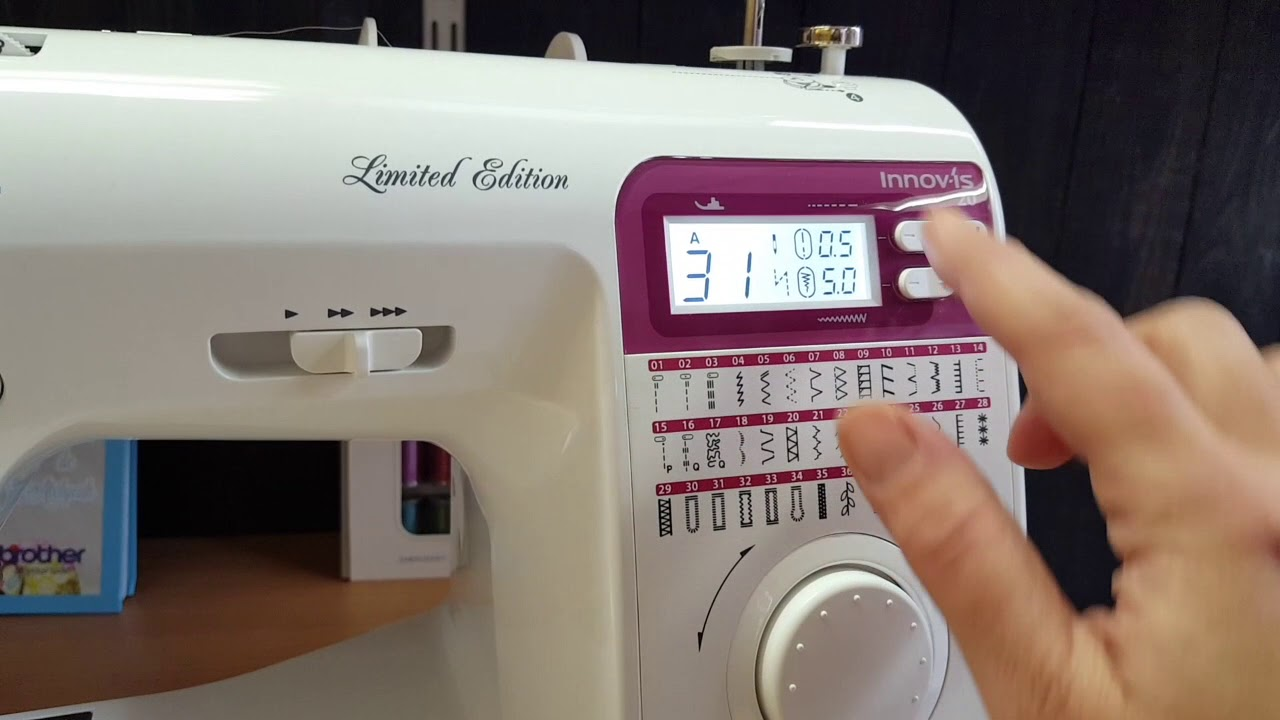 Brother innov-is nv20le sewing machine: amazon. Ca: home & kitchen.