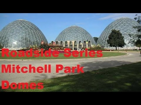 Roadside Series: Mitchell Park Domes - Milwaukee, WI