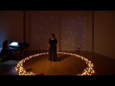 Akemi Naito: poetic mono-opera, Emily Brontë, excerpt (1)