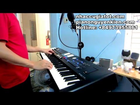 Đàn Organ câu Hò Bên Bờ Hiền Lương