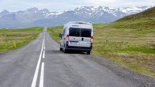 Mit dem Wohnmobil durch Island