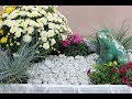 DIY Süße Gartendeko,Frosch als Springbrunnen/Sweet Garden Decoration,Frog as Fountain