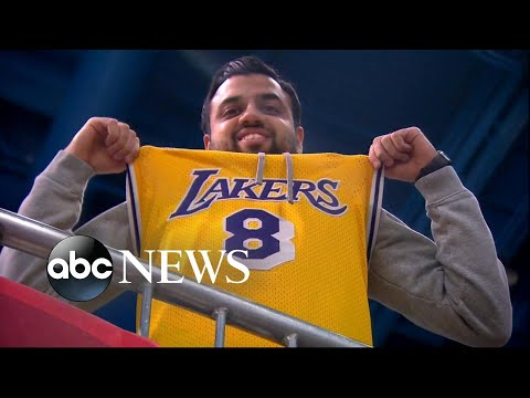 Tributes planned for Kobe Bryant as NBA's best meet up the All-Star Game | ABC News