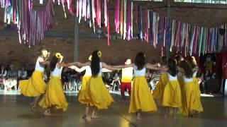 Dança Colégio Medianeira Carimbó Do Macaco