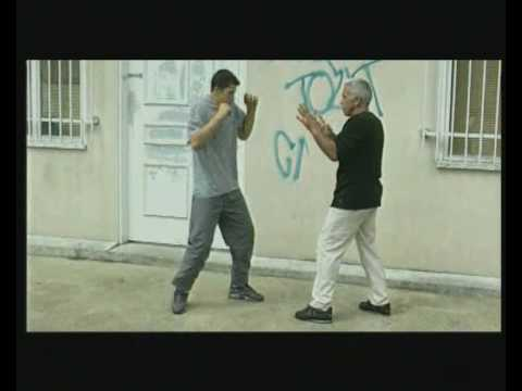 STREET BOXING LESSONS