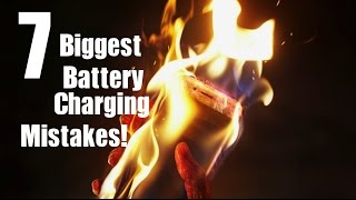 7 Biggest iPhone / Android Battery Charging Mistakes That Are Killing Your Phone