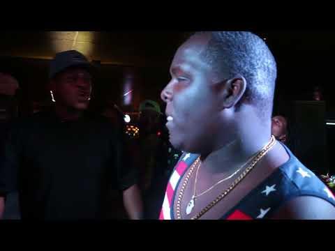 Grimmy Grim vs Real Name Brandon - rap battle