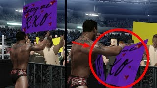 9 Crowd Interactions That Have Been REMOVED From WWE Games