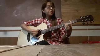 Khi em là em- guitar cover :))
