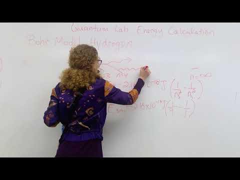 Deb's Quantum Lab Energy Calculation Part 4b