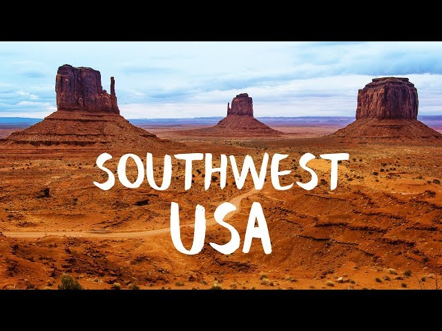 Southwest USA Roadtrip Teaser - Land of pure majestic beauty