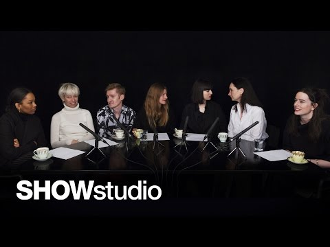 The Row - Autumn / Winter 2016 Panel Discussion