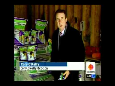 CBC TV: EcoTraction & City of Ottawa Possible Trial