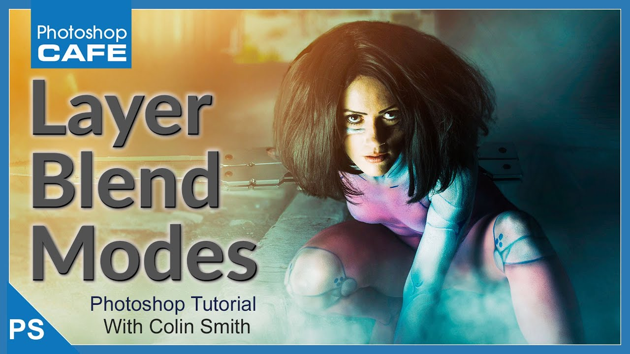 Complete Guide To Layer Blending Modes In Photoshop, Written, Video + Free  Ebook