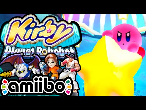 Kirby Planet Robobot PART 16 - 3DS Gameplay Walkthrough Acce