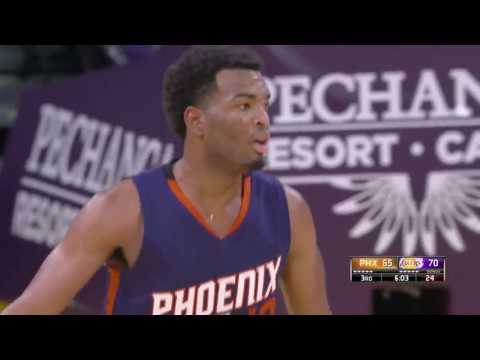 Phoenix Suns vs Los Angeles Lakers | November 6, 2016 | NBA 2016-17 Season