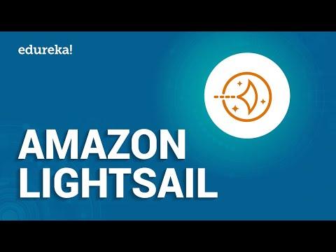 "Amazon Lightsail Tutorial  | What is Amazon Lightsail? | AWS Certification Training | Edureka"""