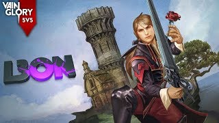 L3oN Blackfeather CP | Classic Build | Vainglory Pro Gameplay