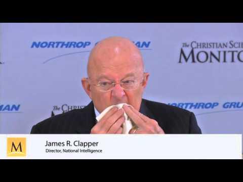James R  Clapper, DNI
