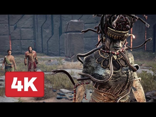 Full World Map Mystical Monsters In Assassin S Creed Odyssey