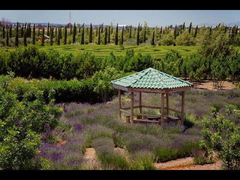 Cyherbia Botanical Park: a herbal oasis in Cyprus