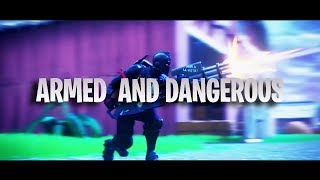 Armed And Dangerous - FREE Fortnite Intro Template (link in desc.) - Deknot