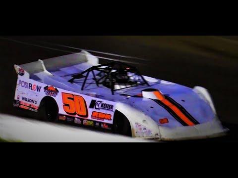 10-5-19 Late Model Heat 4 Oakshade Raceway