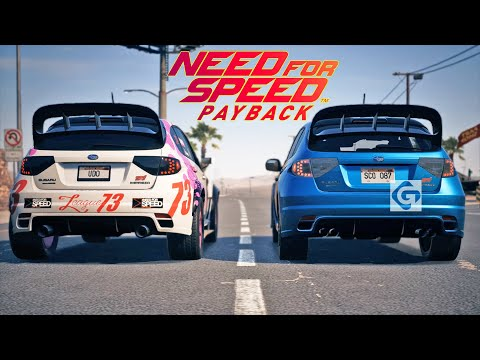 Need for Speed Payback (Level 2)