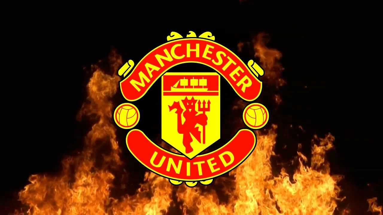 Manchester United Logo - YouTube