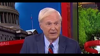 Chris Matthews on Jon Ossoff: 'I Don't Know What the Hell He Was Selling'