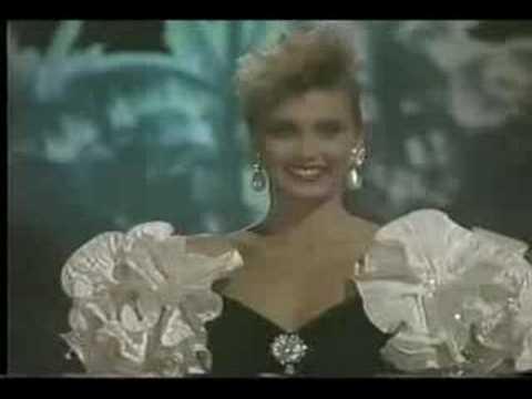 Emma Rabbe, MW Venezuela 1988