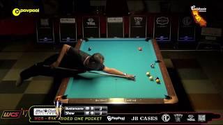 #2 - $10,000 Action Match / Shane VanBOENING vs Tony CHOHAN / One-Pocket!
