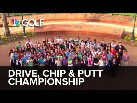 Drive Chip & Putt Championship - Register for 2015!