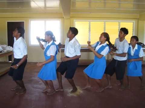 Amerindian dance, Sand Creek secondary school, Guyana