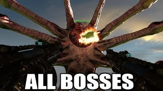 Serious Sam VR: The Last Hope - All Bosses HD