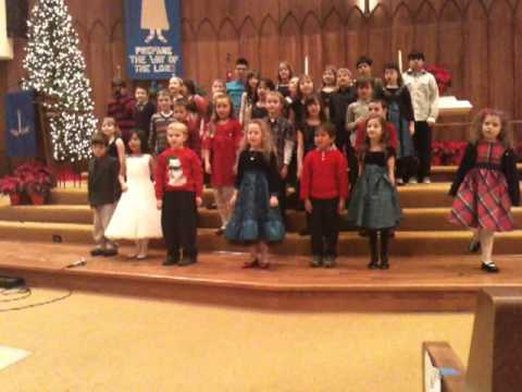 Glory to God in the Highest - Glendale Lutheran School Children's Chior