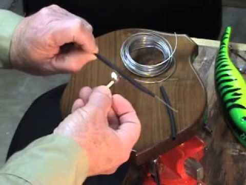 DIY Snag Proof Sinker Fishing weight is for Catfish Walleye Bass and all species of fish.
